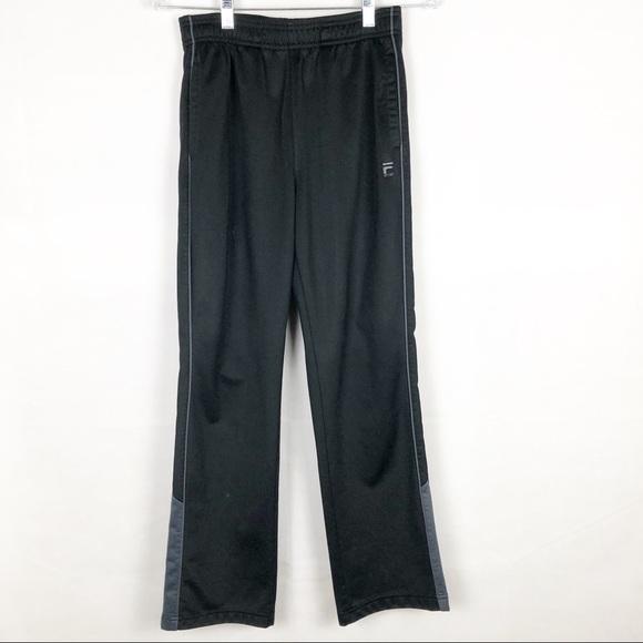 Fila Bottoms | Fila Boys Active Pants L | Poshmark